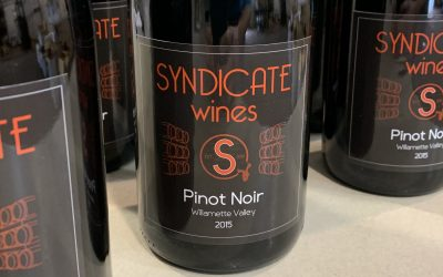 What inspired us to create Syndicate Wine Bar