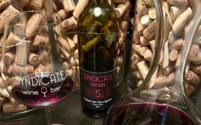 Syndicate Wine Club? Are you Syndicate?